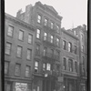 [Tenements & storefronts; Engine Company no 28: 602-608 E. 11th St-Av B-Av C, Manhattan]