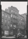 Tenements & storefronts; Engine Company no 28: 602-608 E. 11th St-Av B-Av C, Manhattan