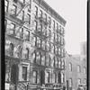 [Tenement row: Manhattan]