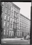 Tenement row: Manhattan
