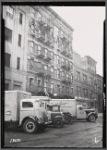 Tenements & warehouses; J. Popeil Wholesale Grocer: 160-172 E. 127St-Lexington Av-3rd Av?, Manhattan