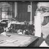 [Interior view of tailoring workshop: Manhattan]