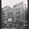 [Tenements & storefronts; Heights Food Ctr, Swift Cleaners, Freedberg Grocer: 4224-4232 B'way-W 179th St-W 180th St, Manhattan]