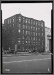 Apartment building; Temple Adath Israel: 1269-1275 Grand Blvd &Concourse-E. 169 St, Bronx
