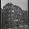 [Apartment building; doctor's offices on first floor: 651 W. 190th St-Wadsworth Av, Bronx]