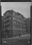 Apartment building; doctor's offices on first floor: 651 W. 190th St-Wadsworth Av, Bronx