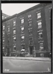 Tenement building; Original Lillian's Beauty Parlor on first floor: 432 [street unknown], Bronx]