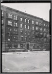 Tenement; Schainman's Beauty Shop in first floor apartment: 1330 Intervale Av-Freeman St-Jennings St??, Bronx