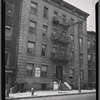 [Tenement; Rachlin's Beauty Salon in first floor apartment: 4631 [street unknown], Bronx]