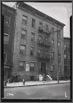 Tenement; Rachlin's Beauty Salon in first floor apartment: 4631 [street unknown], Bronx]