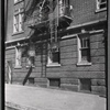 [Closer view of #19145 beauty shop windows: 1088(?) [street unknown], Bronx]