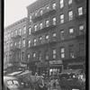 [Tenements & storefronts; S. Rosenbaum bakery, Al's & Izzie's Meats: 235-243 [street unknown], Manhattan]
