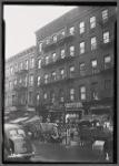 Tenements & storefronts; S. Rosenbaum bakery, Al's & Izzie's Meats: 235-243 [street unknown], Manhattan]
