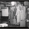 [Interior of tailoring operation in #19181, with Tenement House inspector: 239 [street unknown], Manhattan]