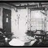 [Interior of tailoring operation in #19181 with sewing machine : 239 [street unknown], Manhattan]