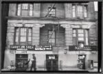 Closer view of shops in #19219: 331 Edgecombe Av-W. 149th St., Manhattan