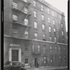 [Apartment building with tailor shop on ground floor: 720 [street unknown]]