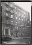 Apartment building with tailor shop on ground floor: 720 [street unknown]]
