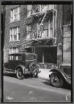 Closer view of vacant shop in #19266