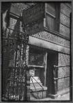 Ground floor entrance to Tailor shop : Manhattan