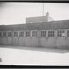[Garage doors (rear view of #19316?): 554 W. 146th St-Broadway-Amsterdam, Manhattan]