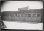 Garage doors (rear view of #19316?): 554 W. 146th St-Broadway-Amsterdam, Manhattan