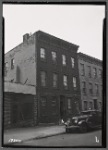 Tenements and vacant storefront