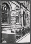 Ground floor tailor shop: 76 St. Nicholas Place- W. 153rd St, Manhattan