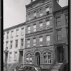 [Row houses & brownstone; Benjamin Yahre Gen'l Insurance: 207 [street unknown], Brooklyn]