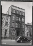 Tenement & wood frame houses