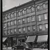 [Tenements & storefronts; trolley tracks: 4206 [street unknown], Brooklyn?]