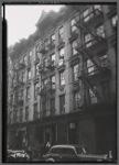 Tenements & storefronts; D. Press Smoked Fish: 172 Ludlow St.-Stanton St.-E Houston, Manhattan