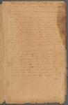 Handwritten Bible record of Johannis Tiebout and Marya Van Deventer, m. 1717; Nicholas Vechte and Cornelia Van Duyn, m. 1726