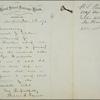 Constituent letters, 1876 Nov 1-7
