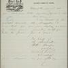 Constituent letters, 1876 Nov 8