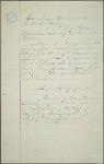 Constituent letters, 1876 Nov 9-10