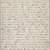 Constituent letters, 1882-1886