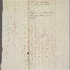 General legislative correspondence, 1875 May