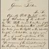 General legislative correspondence, 1875 June - December