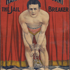 Harry Handcuff Houdini: the jail breaker