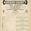 Insurance maps of Hudson County, New Jersey. Chas B. Brush, 13 Newark St., Hoboken, New Jersey. Vol. 8, 1887.