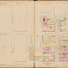 Jersey City, V. 1, Double Page Plate No. 9 [Map bounded by Van Vorst St., Essex St., Washington St., Water St.]