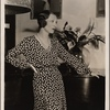 """[Gertrude Lawrence in the original Broadway production of Noël Coward's """"Private Lives.""""]"""