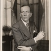 "[Noël Coward in the original Broadway production of Noël Coward's ""Private Lives.""]"