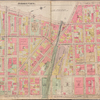 Jersey City, V. 1, Double Page Plate No. 1 [Map bounded by Erie St., 2nd St., Washington St., Sussex St., Grove St.]