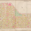 Jersey City, V. 1, Double Page Plate No. 12 [Map bounded by Paterson Plank Rd., Jackson St., South St., Nelson Ave., Secaucus Rd.]