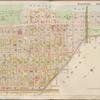 Jersey City, V. 1, Double Page Plate No. 34 [Map bounded by Newark Bay, Jersey City, Avenue E, E. 42nd St., W. 42nd St.]