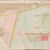 Jersey City, V. 1, Double Page Plate No. 40 [Map bounded by E. 40th St., New York Bay, E. 21st St.]