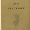 Geological survey of New York. Atlas of New Jersey. 1854-89.