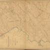 New Jersey, Double Page Sheet No. 2 [Map of Southwestern Highlands]